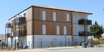 30 logements collectifs à Olonne sur Mer (85)