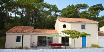 Maison bois à La Tranche sur Mer